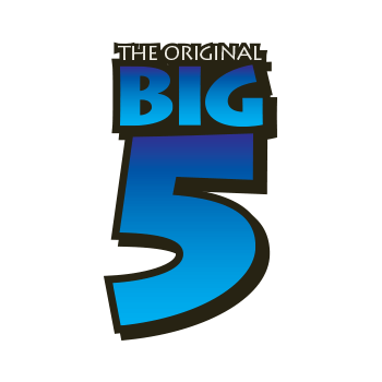 The Original Big 5 Earth Juice Nutrient System logo